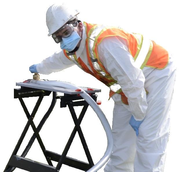 septic system maintenance restoration repair treatment application slider