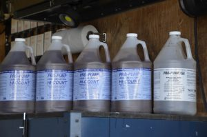 septic tank leaching bed maintenance repair bacteria
